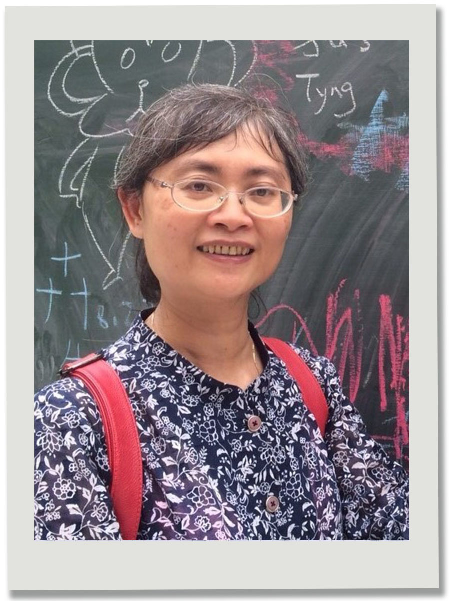 Associate Professor A-Mei Huang